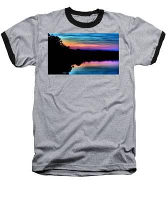 Nature's Rainbow Baseball T-Shirt