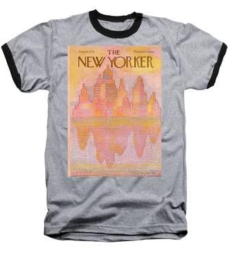 New Yorker August 18th, 1975 Baseball T-Shirt