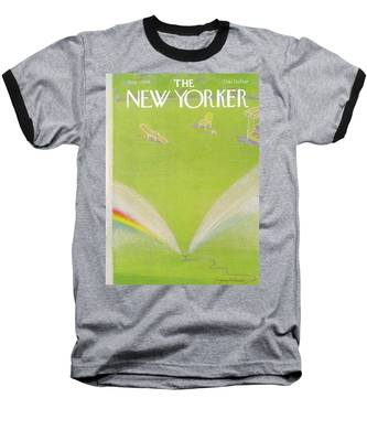 New Yorker August 7th, 1978 Baseball T-Shirt