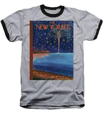 New Yorker July 6th, 1963 Baseball T-Shirt