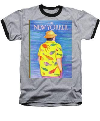 New Yorker June 13th, 1988 Baseball T-Shirt