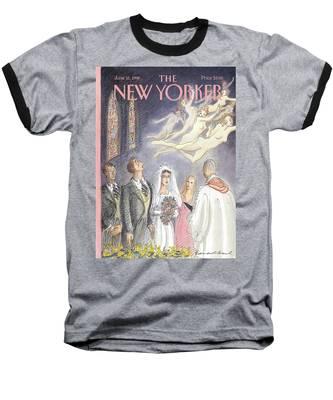 New Yorker June 15th, 1998 Baseball T-Shirt