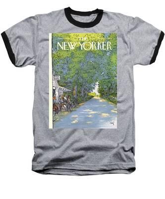 New Yorker June 21st, 1976 Baseball T-Shirt