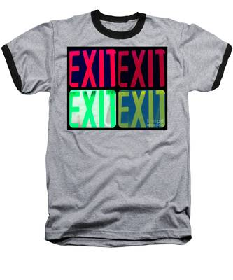 No Exit Baseball T-Shirt