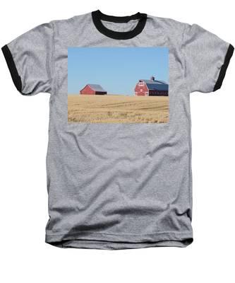 Old And New Baseball T-Shirt