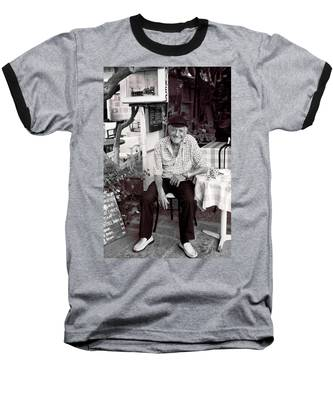 Old Man Of Old Town Baseball T-Shirt