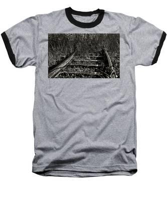 Old Rails Baseball T-Shirt