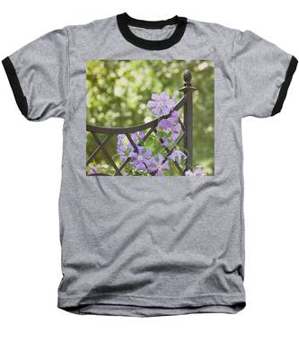 On The Fence Baseball T-Shirt
