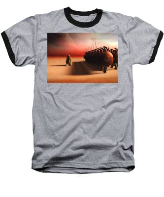 Out Of Egypt Baseball T-Shirt