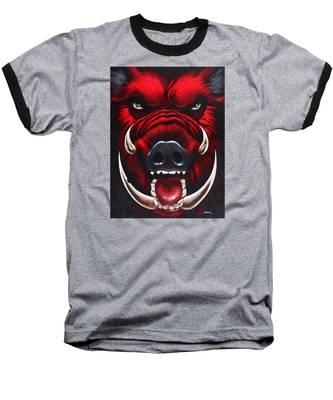 Raging Hog Baseball T-Shirt