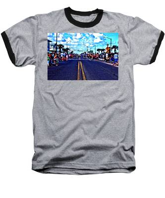 Road To Infinity Baseball T-Shirt