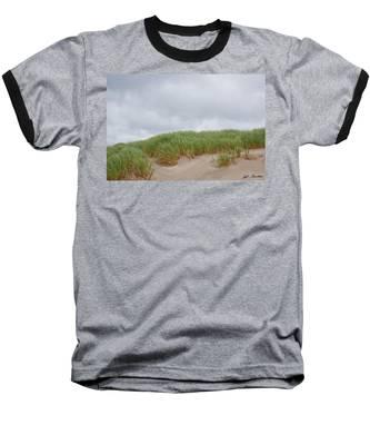 Sand Dunes And Grass Baseball T-Shirt