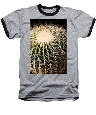 Single Cactus Ball Baseball T-Shirt