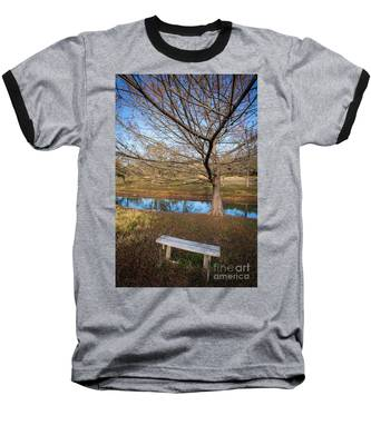 Sit And Dream Baseball T-Shirt