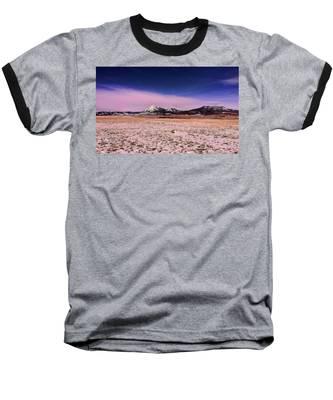 Southern Colorado Mountains Baseball T-Shirt