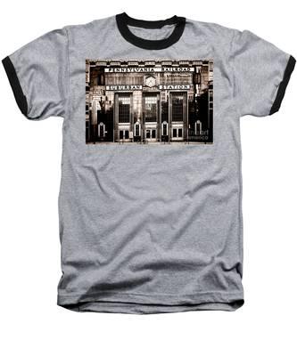 Suburban Station Baseball T-Shirt