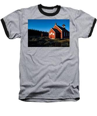 Sunday Morning Coming Down Baseball T-Shirt