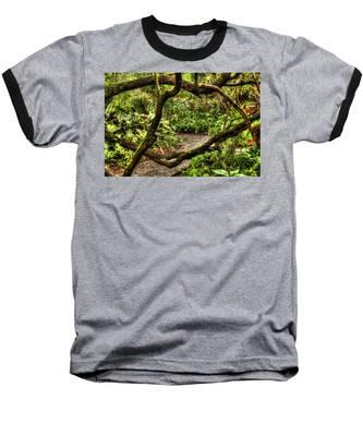 Tangled Path Baseball T-Shirt