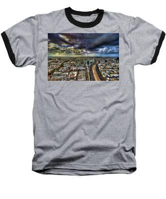 Tel Aviv Blade Runner Baseball T-Shirt