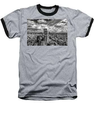 Tel Aviv High And Above Baseball T-Shirt