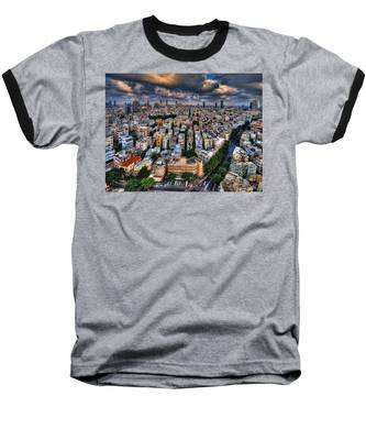 Tel Aviv Lookout Baseball T-Shirt