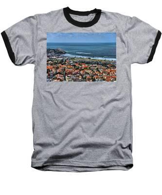 Tel Aviv Spring Time Baseball T-Shirt