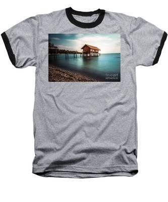 The Boats House II Baseball T-Shirt