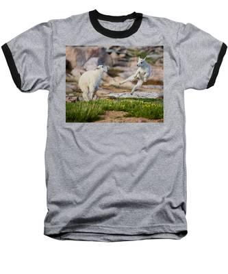 The Dance Of Joy Baseball T-Shirt