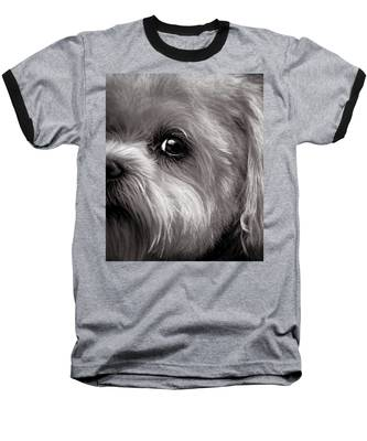 The Dog Next Door Baseball T-Shirt