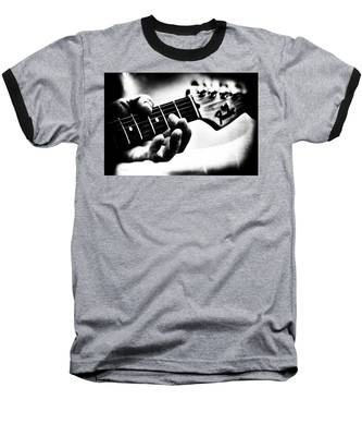 The Guitar Baseball T-Shirt