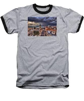 the Jaffa old clock tower Baseball T-Shirt