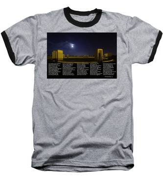The Last Corps Trip Baseball T-Shirt