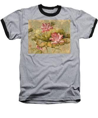The Lotus Family Baseball T-Shirt