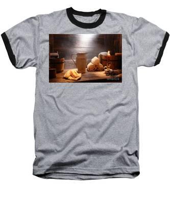 The Old Bathroom Baseball T-Shirt