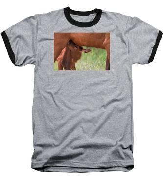 The Right Stuff Baseball T-Shirt