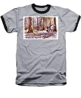 The Woodsman Baseball T-Shirt