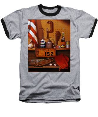 The Workshop Baseball T-Shirt