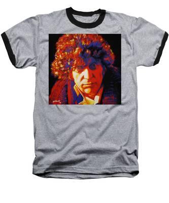 Tom Baker Baseball T-Shirt