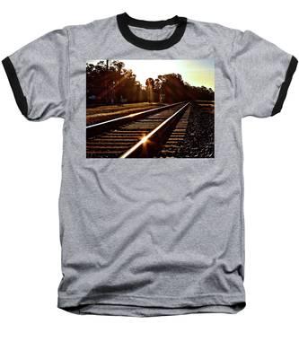 Traintastic Baseball T-Shirt