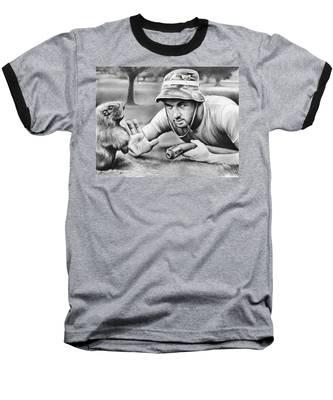 Tribute To Caddyshack Baseball T-Shirt