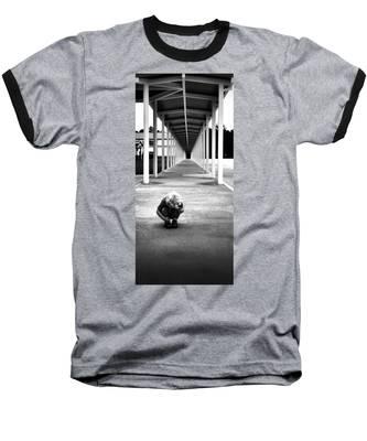 Tunnel Vision Baseball T-Shirt