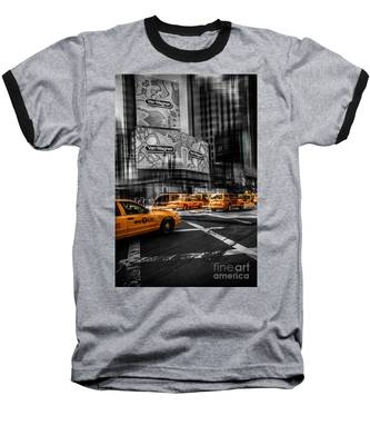 Van Wagner - Colorkey Baseball T-Shirt