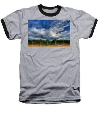 Vineyard Storm Baseball T-Shirt