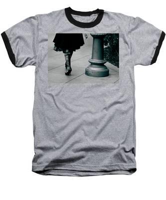 Walk This Way Baseball T-Shirt