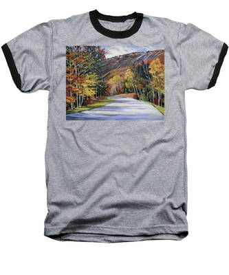 Waterville Road New Hampshire Baseball T-Shirt