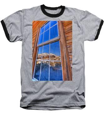 Window To Bodie Baseball T-Shirt
