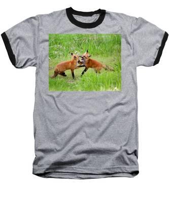 With Kit Gloves Baseball T-Shirt