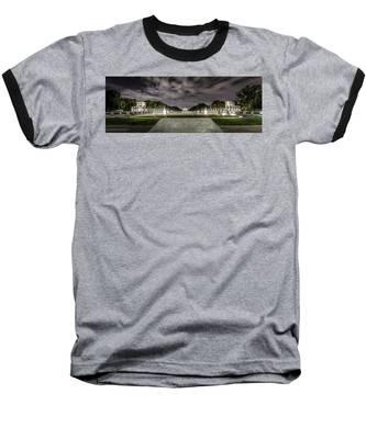 World War II Memorial Baseball T-Shirt