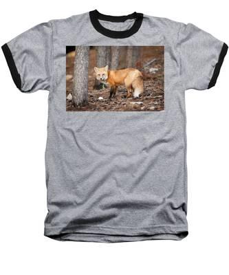 You Caught Me Baseball T-Shirt