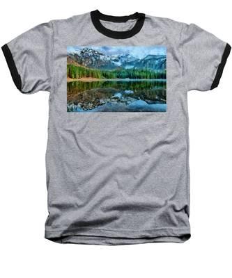 Alta Lakes Reflection Baseball T-Shirt